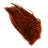 Whiting Bugger Packs - Burnt Orange Grizzly