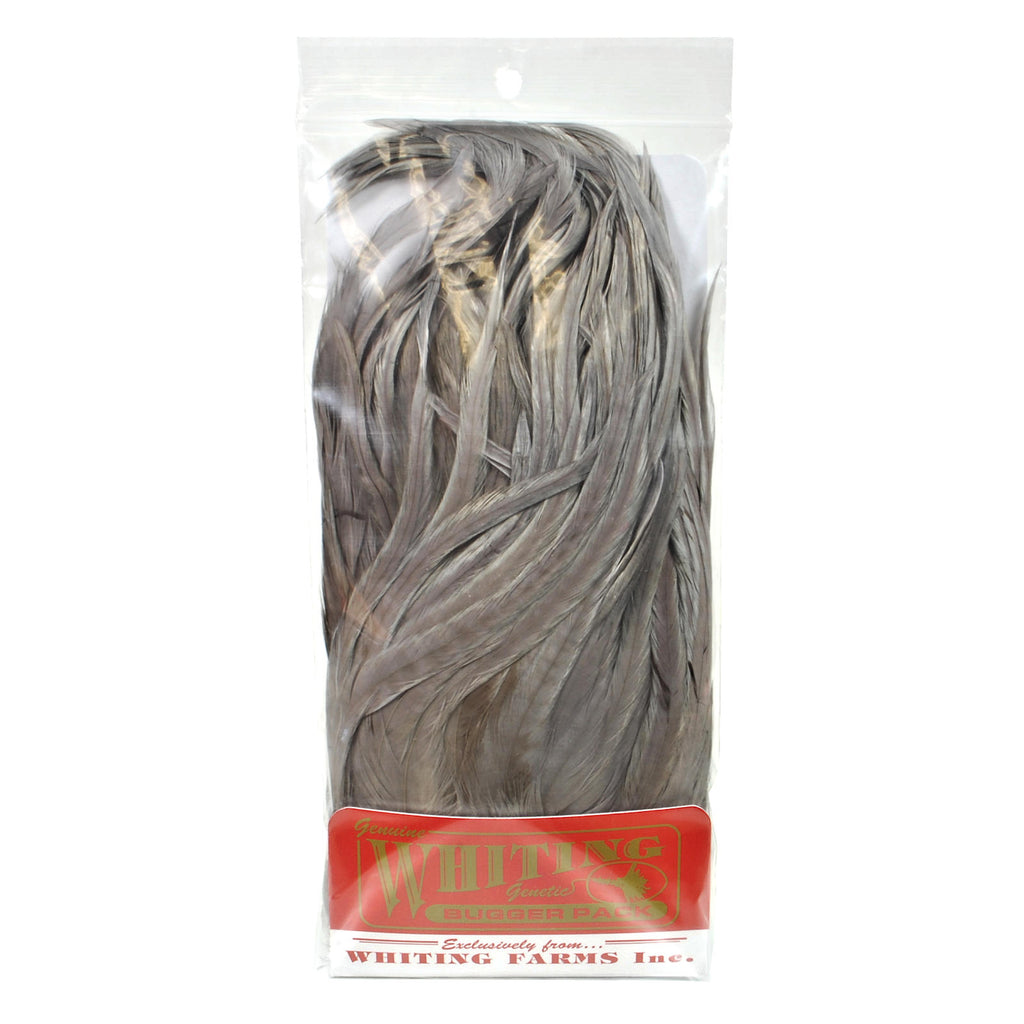 Whiting Bugger Packs - Fly Tying Materials - Feathers & Hackle