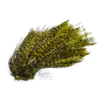 Whiting Streamer/Deceiver Packs - Grizzly Olive