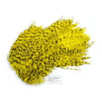 Whiting Streamer/Deceiver Packs - Grizzly Yellow