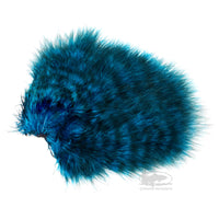 Whiting Super 'Bou - Grizzly Kingfisher Blue - Marabou