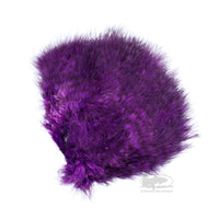 Whiting Super 'Bou - Grizzly Purple - Marabou