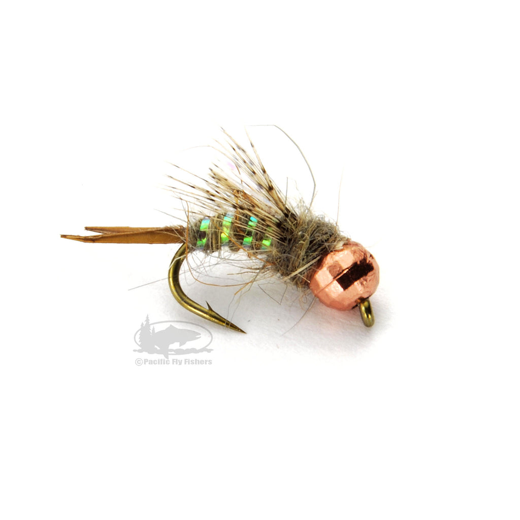 Yeager's Soft Hackle J - Nymph - Fly Fishing Flies