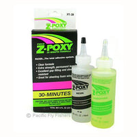 Z Poxy - 30 Minute Epoxy - Pacific Fly Fishers
