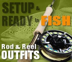 Pacific Fly Fishers, amazing rod and reel combos with incredible value!