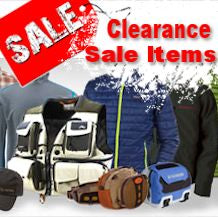 Discout, on-sale, closeout items!