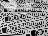 #TECHPORN Sticker Set