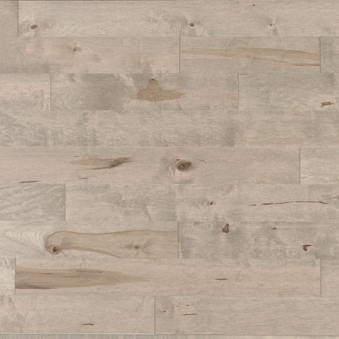 "Mirage Hardwood ""4-1/4"" x  3/4'' Classic / Maple Gelato - per SqFt Sweet Memories Maple - Hardwood"