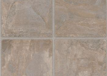 Buckwold Luxury Vinyl 12 in. Wide x 12 in. Long / Cliffstone - per SqFt Afton - LVT
