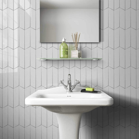 Ceratec Tile Chevron - Tile