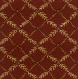 Stanton Carpet Claret - per SqFt Anastasia - Carpet