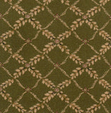 Stanton Carpet Olive - per SqFt Anastasia - Carpet