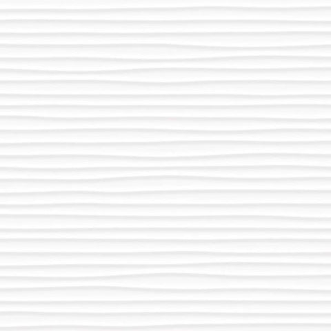 "Shnier Tile White Amplitude - per SqFt / 12"" x 24"" Illusione - Tile"