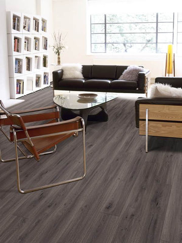 Regina Hardwood Flooring Center Laminate Arrow Rock - per SqFt FuzGuard - Laminate