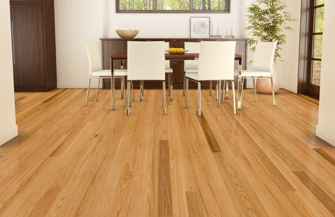 Lauzon Hardwood Choose Your Color / 3/4 x 3-1/8 Engineered Essential Red Oak - Hardwood