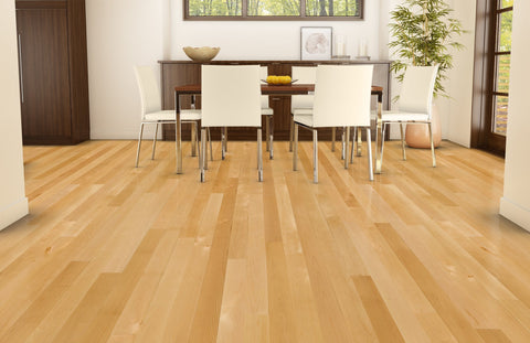 Ambiance Yellow Birch - Hardwood