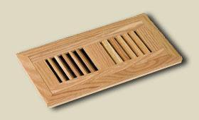 Regina Hardwood Flooring Center Accessories Flush Mounted Vent