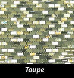 Taupe Pearl Tile, Backsplash Tile, Wall Tile, Mosaic and Accent Tile 3/8x3/4