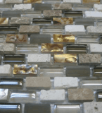 Pearl Tile, Backsplash Tile, Wall Tile, Mosaic and Accent Tile 3/8x3/4