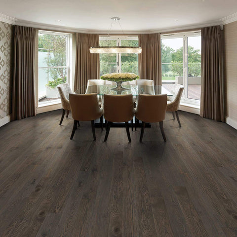 Regina Hardwood Flooring Center Hardwood Color Choice Touch of Euro - Ancient Oak