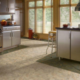 "Regina Hardwood Flooring Center Luxury Vinyl Beige / 16"" x 16"" Alterna - LVT"
