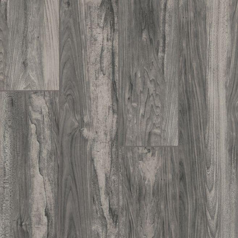 "Regina Hardwood Flooring Center Luxury Vinyl Craftsman Steel / 6"" x 36"" Alterna Plank - LVT"