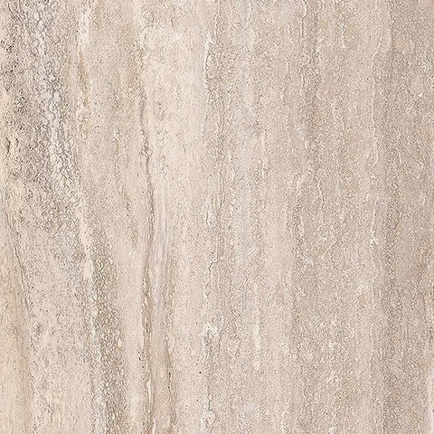 "Regina Hardwood Flooring Center Tile 12"" x 24"" - Beige Travertino Classico - Tile"