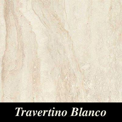 "Regina Hardwood Flooring Center Tile 23.5"" x 23.5"" - Travertino Blanco - per SqFt Marmo D - Tile"