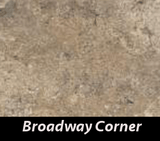 "Regina Hardwood Flooring Center Tile 4"" x 2.5"" x 5.25"" - Broadway Corner - per piece New York - Tile"