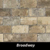"Regina Hardwood Flooring Center Tile 4"" x 8"" - Broadway - per SqFt New York - Tile"