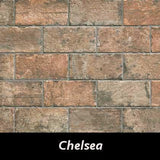 "Regina Hardwood Flooring Center Tile 4"" x 8"" - Chelsea - per SqFt New York - Tile"