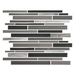 Regina Hardwood Flooring Center Tile Charcoal - per SqFt Brio - Tile