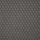 "Regina Hardwood Flooring Center Tile Dark Grey 12"" x 12"" - per SqFt Precious - Tile"