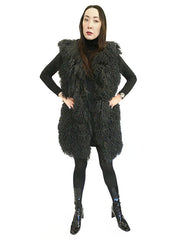 Mongolian Sheepskin Jackets and Gilet