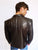 Dunhill Lambskin Leather Jacket Replica Daniel Craig Layer Cake