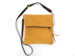 Suede Hip Bag