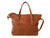 Tan Zipped Tote