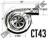 COMP TURBO CT43X6771K