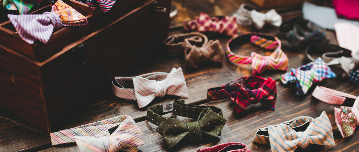 Mill City Fineries Bow Ties