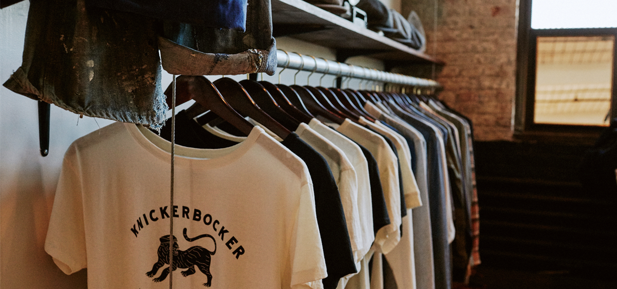 Knickerbocker Mfg. Co. Collection | Boston General Store