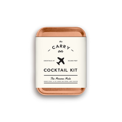 W&P Carry On Cocktail Kit | Boston General Store