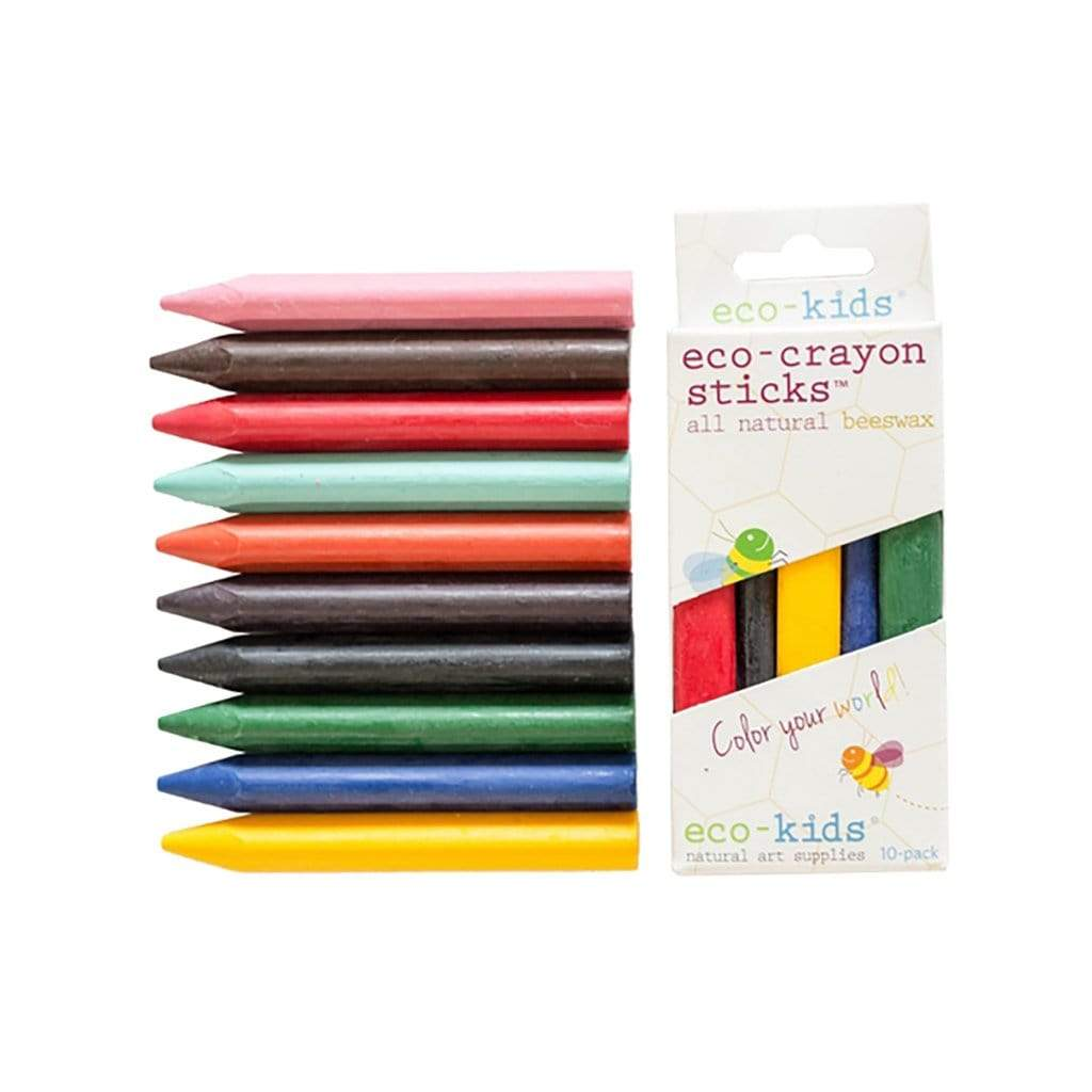 Eco-Crayon Sticks Eco-kids Boston General Store