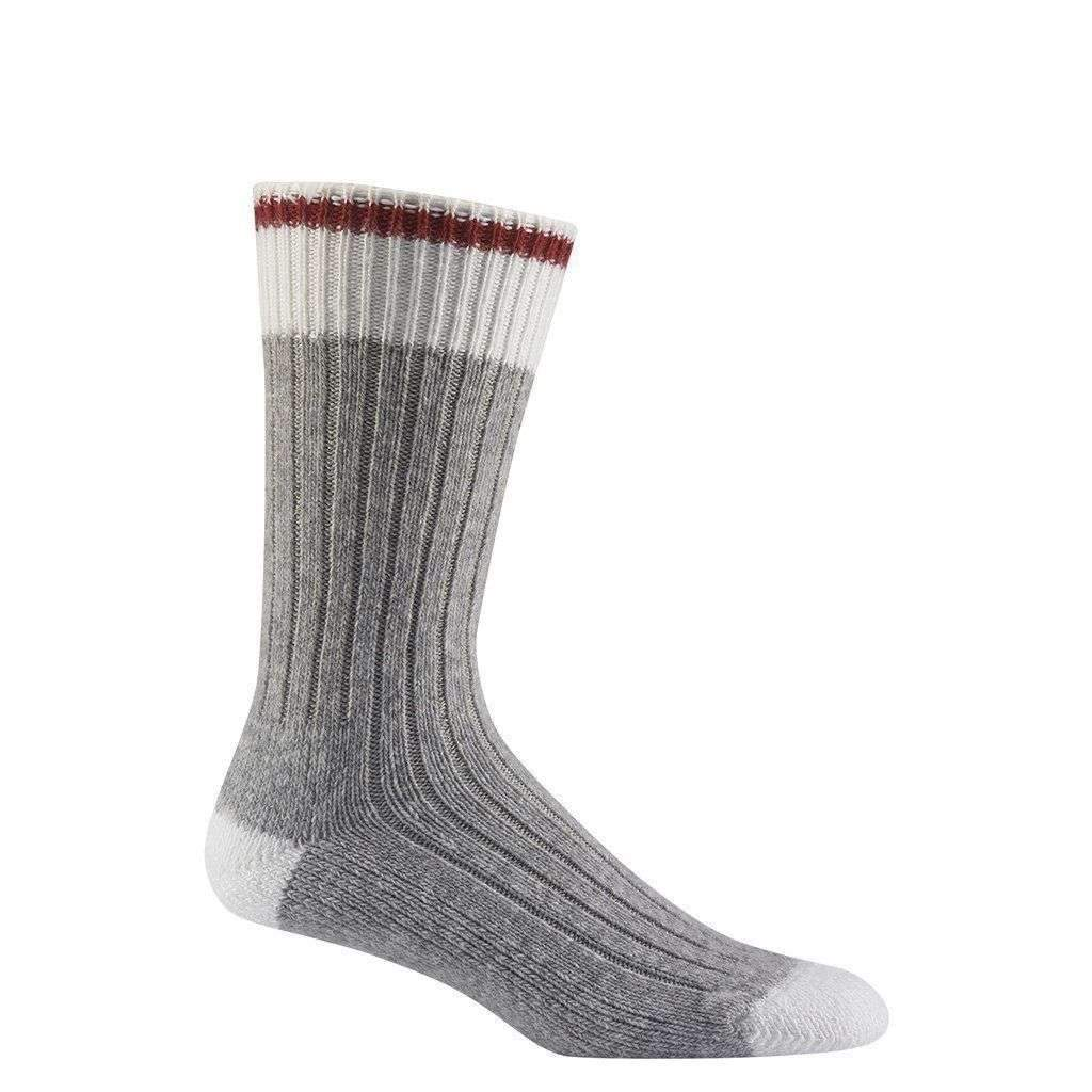 Hudson Bay Socks Medium / Red Wigwam Boston General Store