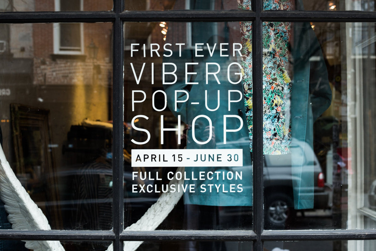Freemans Sporting Club Pop-Up Shop