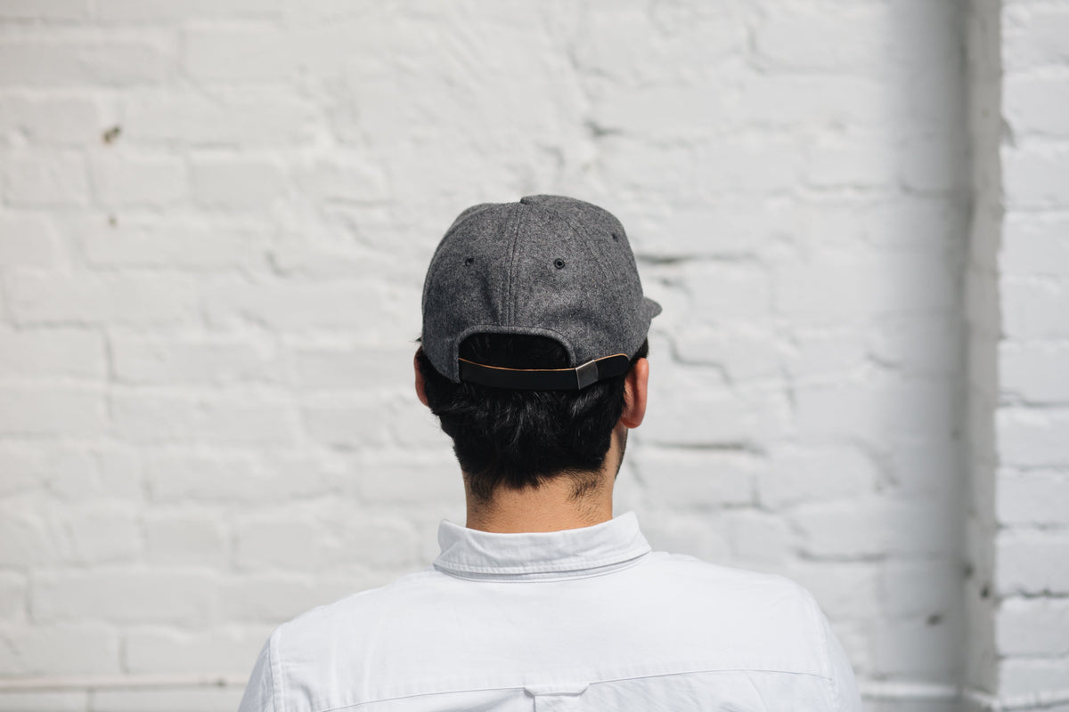 Six Panel Wool Hats