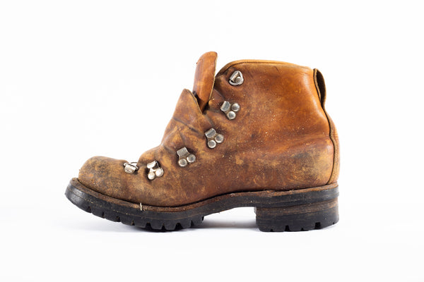 Repairs: Goodyear Welted Hiker