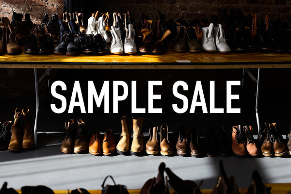 Sample Sale 2017