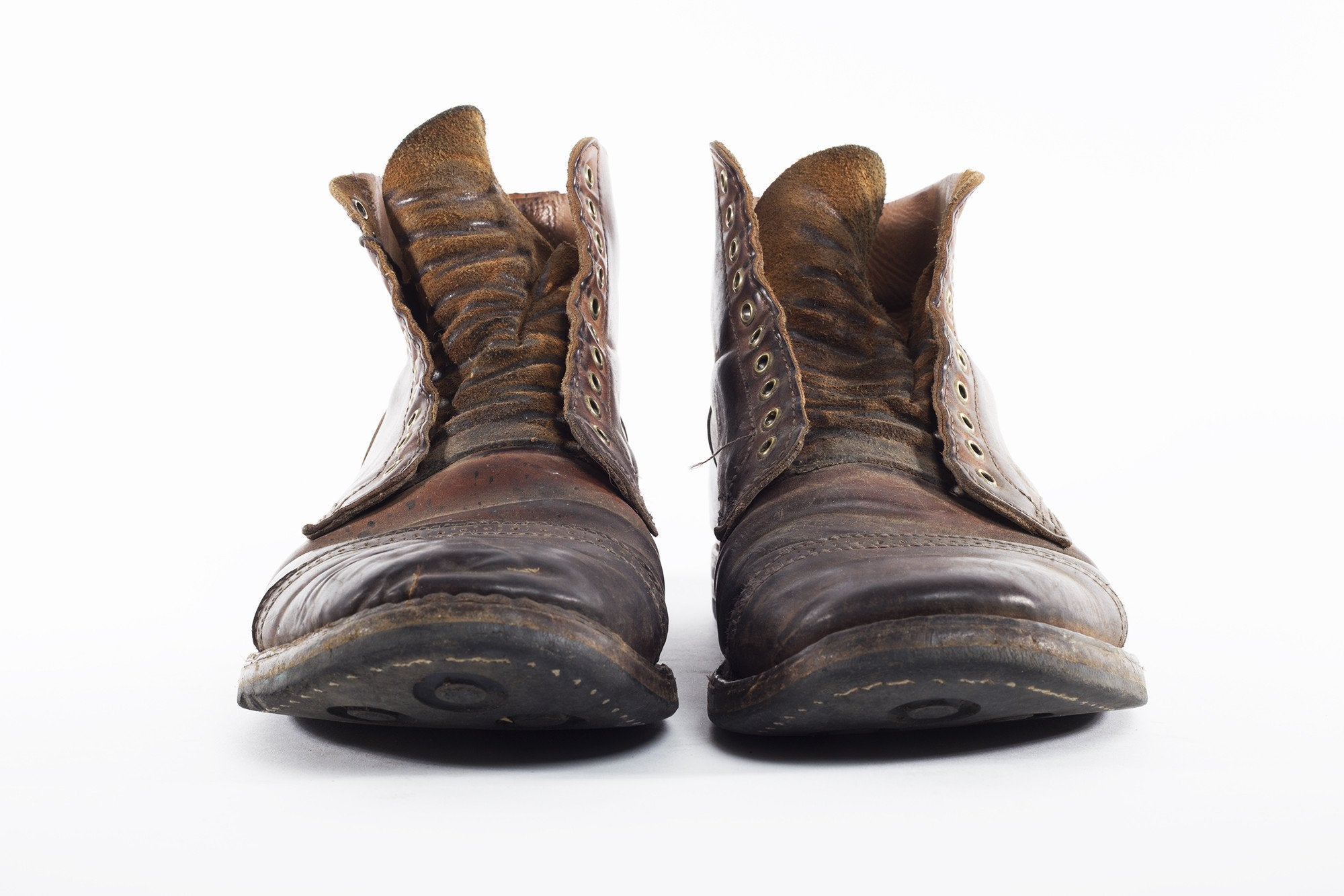 Repairs: Service Boot Natural Shell Cordovan