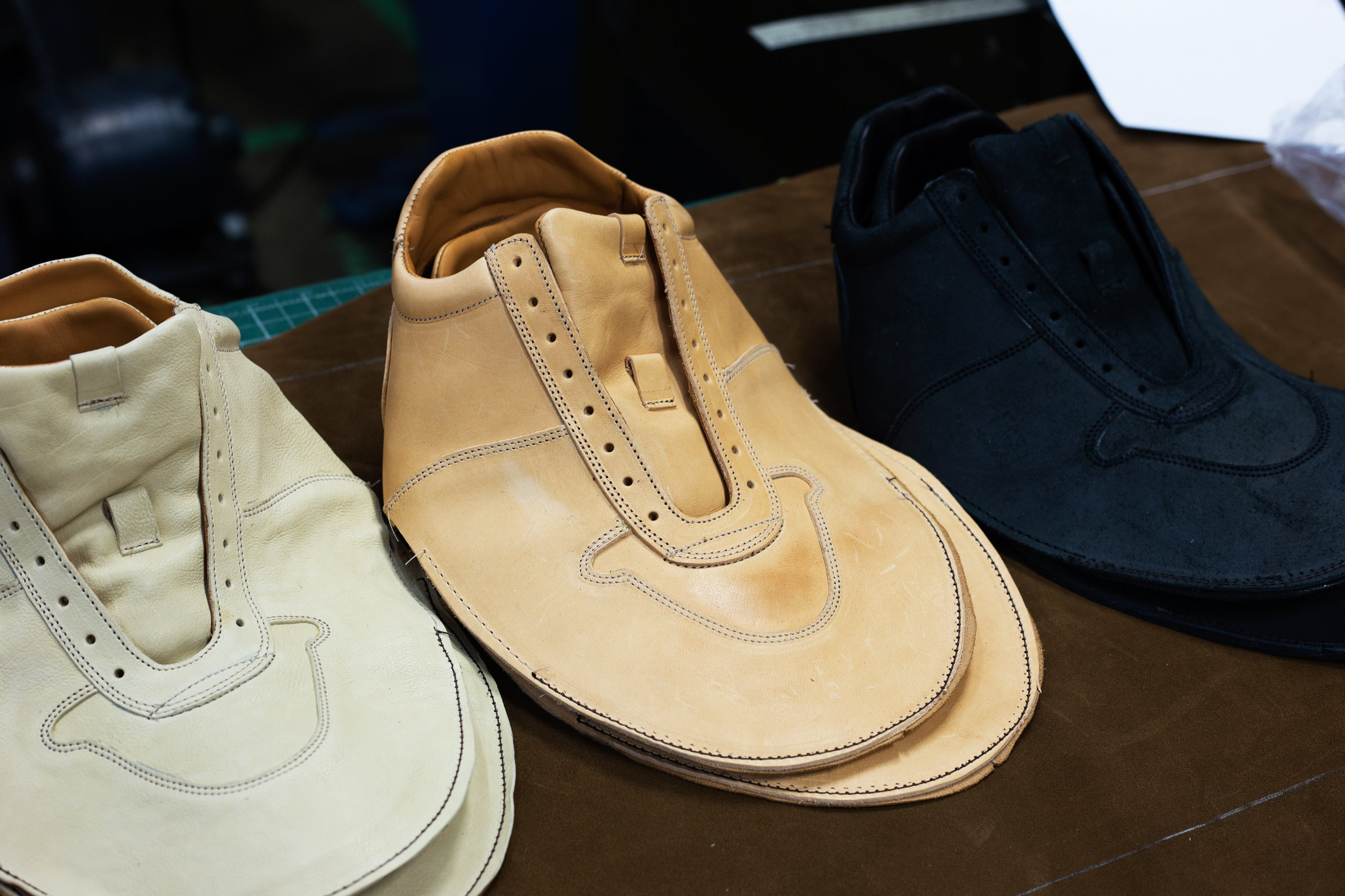 f6730c0aa3a2 Introducing the Sneaker — Viberg Boot