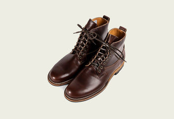 Country Boot Brown Chromexcel